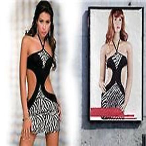 WOMENS-LINGERIE-New-Sexy-Black-Underwear-BABYDOLL