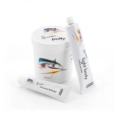 Coltene Speedex Impression Putty Setputtyactivatorlight Body For Dental Use.