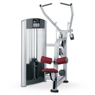Life Fitness Signature Series LAT PULLDOWN  Weight Stack Gym Exercise Machine for sale  Shipping to Nigeria
