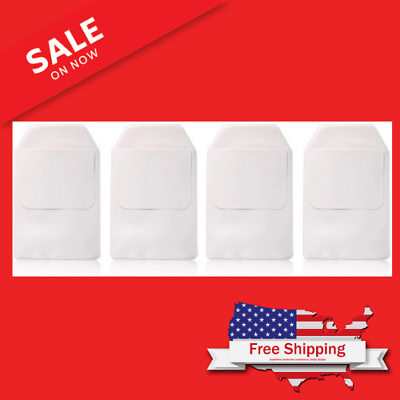 KLOUD City 4 PCS White Pocket Protector For Pen Leaks - $6.86