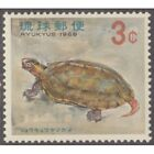 Mint Never Hinged/MNH Ryukyus Multi-Color US Possessions Stamps