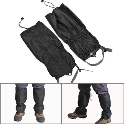 "Snowproof Waterproof Climbing Hiking Snow Ski Gaiters Leg Cover Boot Legging 16"""