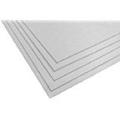 4mm Gray 24 In X 18 In Corrugated Plastic Coroplast Sheets Sign- Horizontal