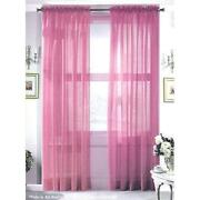 Panels Rose Curtains