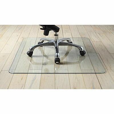 Lorell 82833 Tempered Glass Chair (Lorell Chair Mat)