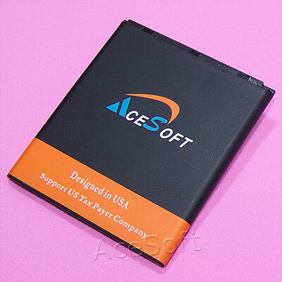 AceSoft New Extended Slim 5040mAh Battery for Samsung Galaxy S4 L720 I9500 I9505