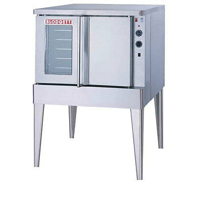 Blodgett Sho-e Floor Full-size Electric Convection Oven Cetlus Nsf Energy St