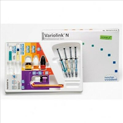 Ivoclar Vivadent Variolink N Dual-cure Light-cure Luting Composite Professional