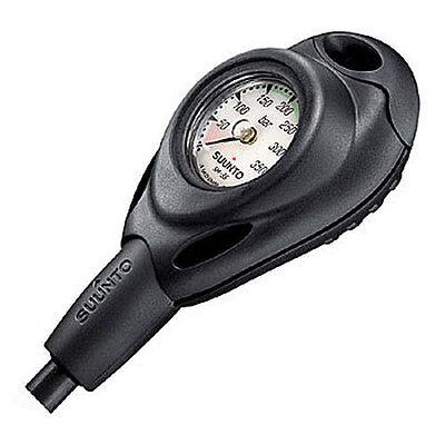Suunto CB 1 Finimeter mit Miflex Schlauch - Combo Konsole  Neu mit Garantie