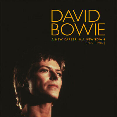 David Bowie - New Career In A New Town (1977-1982) [Used Vinyl LP] Ove