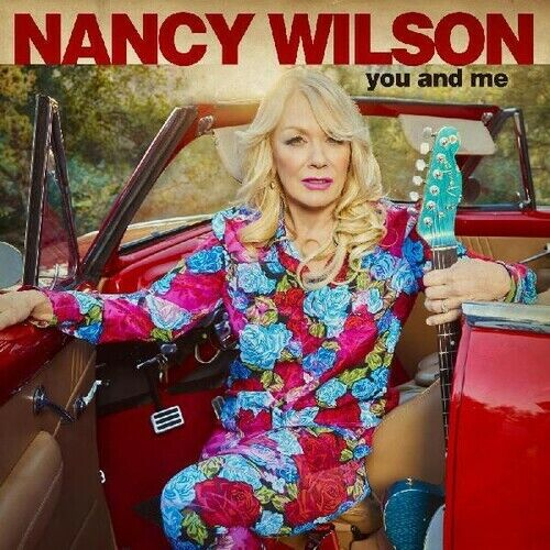 Nancy Wilson ***You And Me **BRAND NEW FACTORY SEALED CD!  HEART