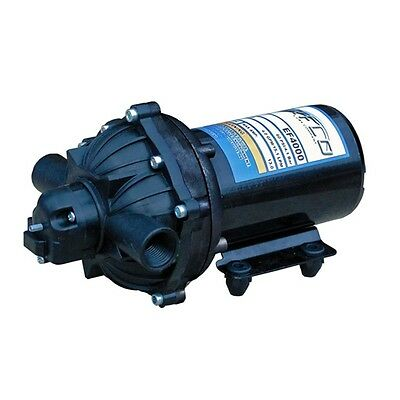 Everflo Diaphragm Pump 12 V 60 Psi 4.0 Gpm