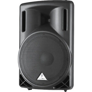 "Looking to buy - Behringer B215A powered 15"" speaker / horn"