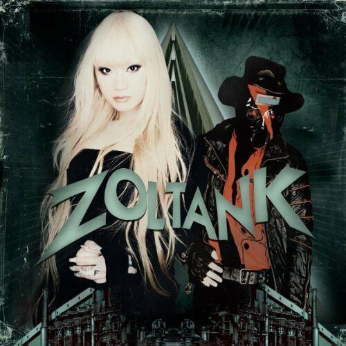 ZOLTANK Aural Vampire CD