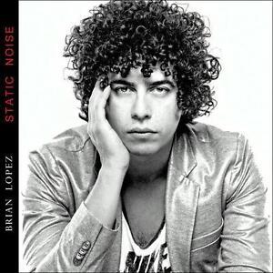 CD Brian Lopez Static Noise (K14)