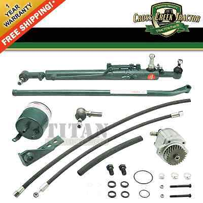 4000pskit New Ford Power Steering Add On Kit 4000 Ps Kit 4000pskit 4000pskit