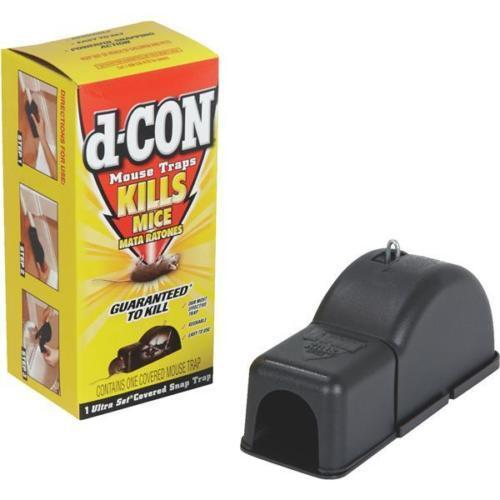 d-CON Ultra Set covered mouse trap dCon   NEW Animal & Rodent Control