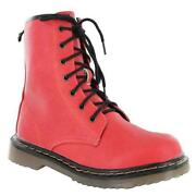 Ladies Pink Boots Size 6