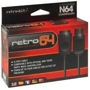 Nintendo 64 Cords