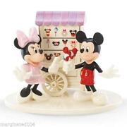 Mickey Minnie Figurine