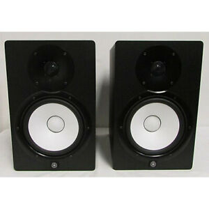Yamaha HS8 powered monitors for sale/trade.