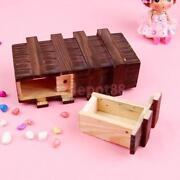 Secret Puzzle Box