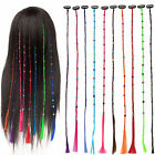 Long Hair Extensions Braided Hairband