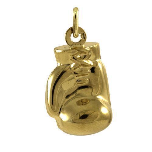 9ct Gold Lion