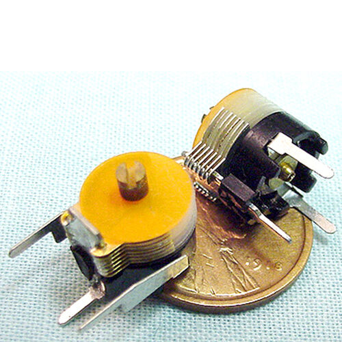 (2) 12~180 pF Variable Capacitors [Adjustment types: 1-TOP/bottom and  1-SIDE]