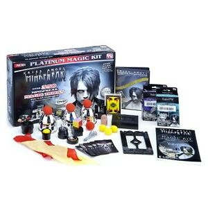 NEW-Criss-Angel-Mindfreak-Platinum-Magic-Magician-Kit-Set-w-350-Tricks-DVD