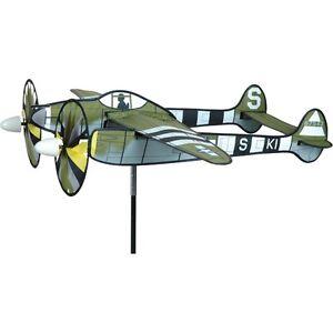 Avion de guerre p38 aviation eolienne moulin vent for Moulin a vent deco
