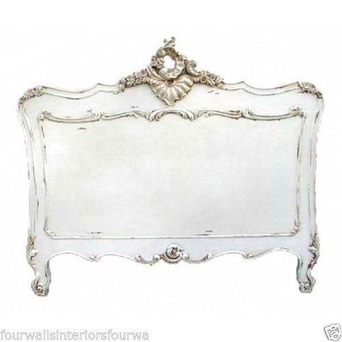 French Double Headboard Ebay