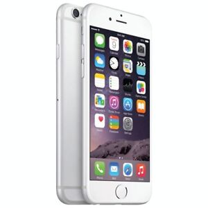 Apple iPhone 6 BELL 64gb SILVER - LIKE NEW