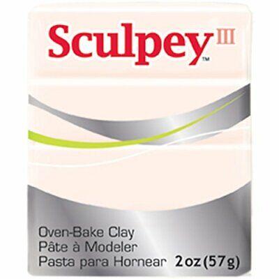 Sculpey III Polymer Clay 2 Ounces-Beige#25