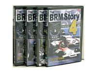 BRM STORY VHS BOX SET (NEVER BEEN USED)