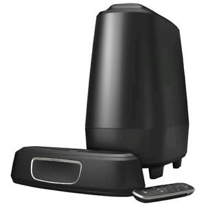 Polk Audio MagniFi Mini 150-Watt Sound Bar Wireless Subwoofer