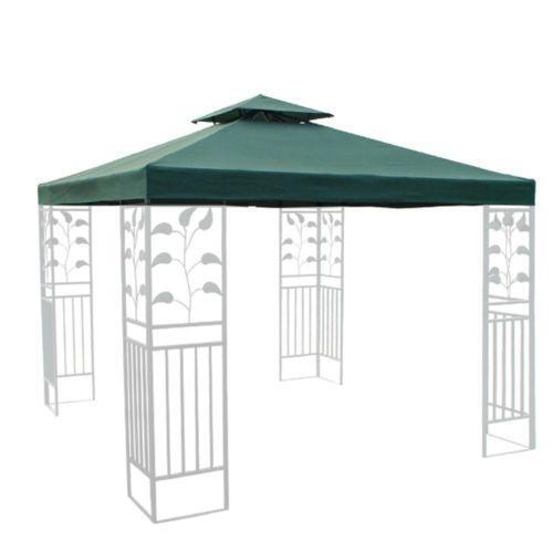 10x10 Canopy Green Ebay