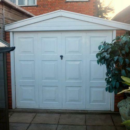 sectional garage pre fabricated buildings ebay