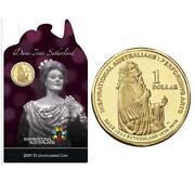Australian UNC $1 Coins