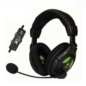 Turtle Beach EarForce X12s Gaming Headset