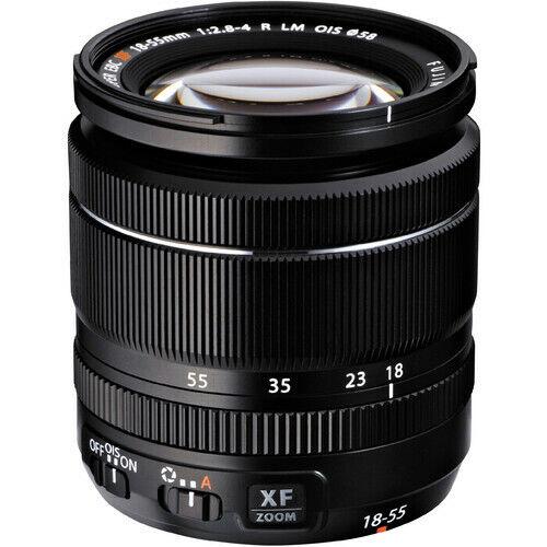 Fujifilm XF 18-55mm f/2.8-4 R LM OIS Zoom Lens - 16276479