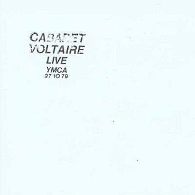 Cabaret Voltaire   Live At Ymca 27 10 79  New Cd