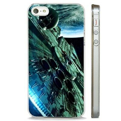 Star Wars Epic Space Stars CLEAR PHONE CASE COVER fits iPHONE 5 6 7 8 X