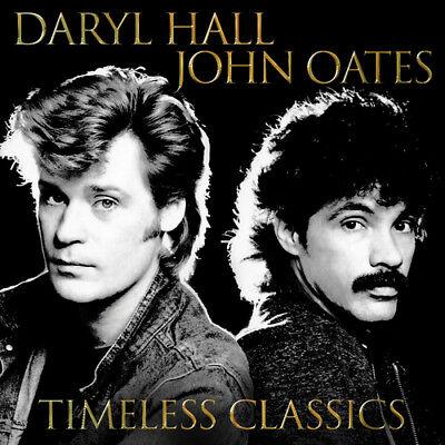Daryl Hall and John Oates : Timeless Classics VINYL (2018) ***NEW***