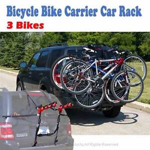 Brand New 3-Bike Trunk Mounted Bicycle Bike Carrier Car Rack Maylands Bayswater Area Preview