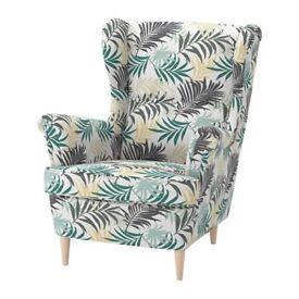 Ikea Strandmon Wing Chair High Back
