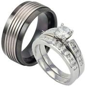 Ladies Titanium Ring