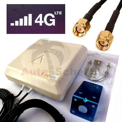 LTE Antenne 4G Verstärker für Telekom Speedport Hybrid Router SMA 5m Kabel Wlan