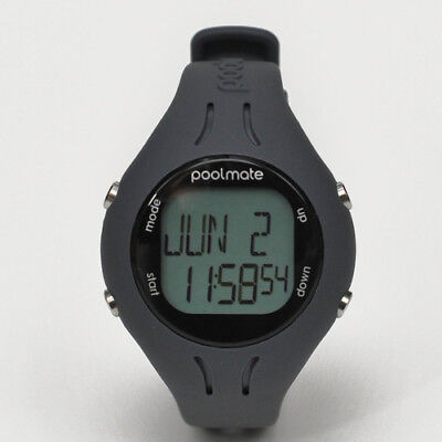 Swimovate PoolMate2 Watch Grey - Authorized Dealer 4d26f5849