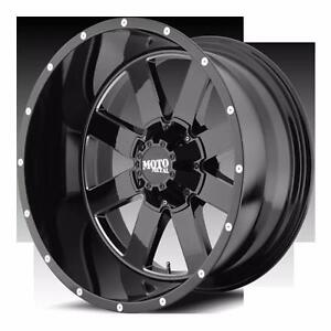 BRAND NEW!!20x12 MOTO METAL 962 IN STOCK--DODGE, FORD, CHEVY,GMC, JEEP--$1600